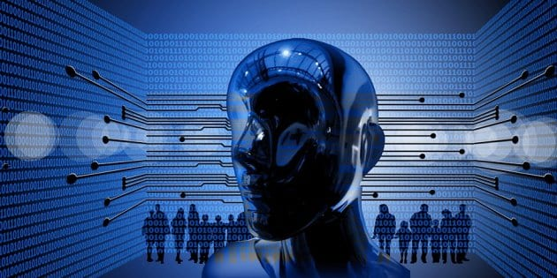 Is it possible for artificial intelligence to replace all humans?