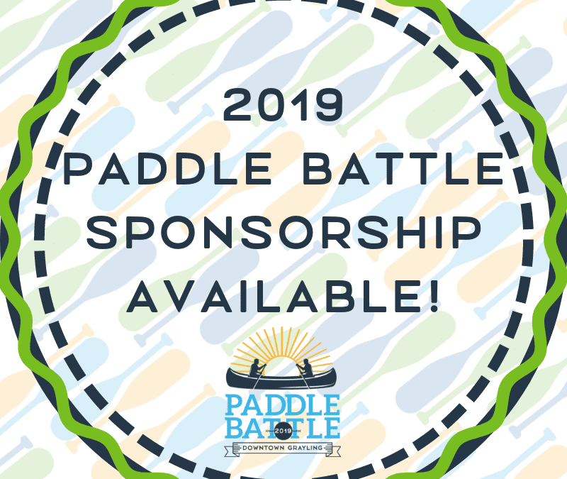 Paddle Battle Sponsors and Opportunities