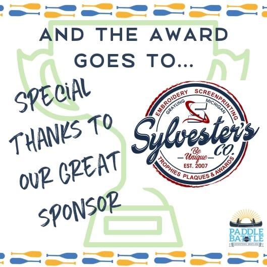 Sponsor Alert! THANK YOU Sylvester's