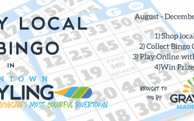 Buy Local BINGO